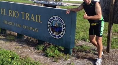 Photo of Trail El Rio Trail mm 2.0 at Boca Raton, FL, United States
