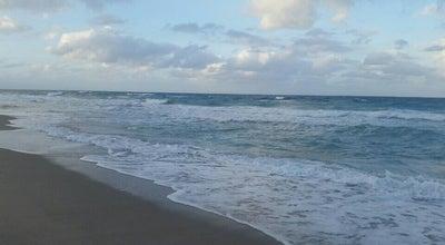 Photo of Beach South Beach at Ocean Ave,, West Palm Beach, FL 33404, United States