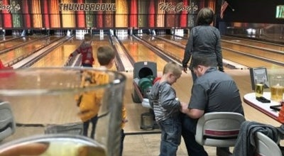 Photo of Bowling Alley Thunderbowl at 1900 Madison Ave, Council Bluffs, IA 51503, United States