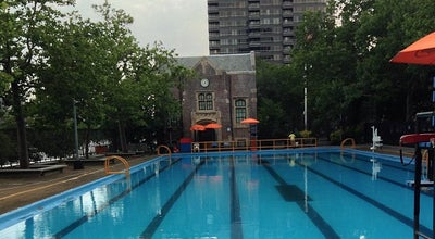 Photo of Park John Jay Park at 2 Cherokee Pl, New York, NY 10162, United States