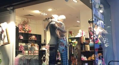 Photo of Boutique Peter Alexander at George St, Sydney, Au, Australia