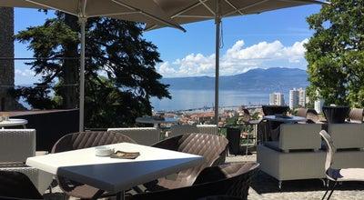 Photo of Cocktail Bar vintage cafe at Rijeka, Croatia
