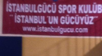Photo of Basketball Court Istanbulgücü S.K. at Turkey