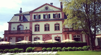 Photo of Restaurant Villa Merton at Am Leonhardsbrunn 12, Frankfurt 60487, Germany