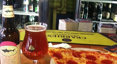 Photo of Pizza Place Penguin Pizza at 735 Huntington Ave, Boston, MA 02115, United States