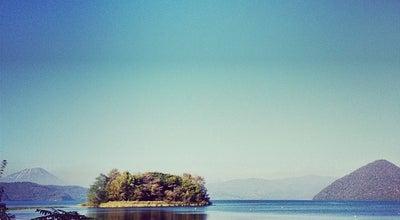 Photo of Lake 洞爺湖 (Lake Toya) at 虻田郡洞爺湖町-有珠郡壮瞥町, 洞爺湖町 / 壮瞥町, Japan