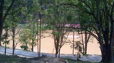 Photo of Lake Rindu Sempadan at Pekanbaru Coret, Indonesia