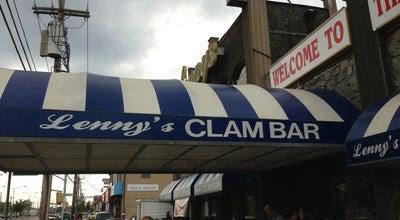 Photo of Seafood Restaurant Lenny's Clam Bar at 16102 Crossbay Blvd, Howard Beach, NY 11414, United States