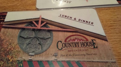 Photo of American Restaurant Country House Restaurant at 5400 W 127th St, Alsip, IL 60803, United States