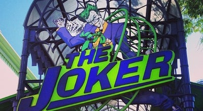 Photo of Theme Park Ride / Attraction The Joker at Six Flags México, Tlalpan, Mexico