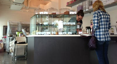 Photo of Vegetarian / Vegan Restaurant Edible Flours at 2280 W Broadway, Vancouver, BC, Canada