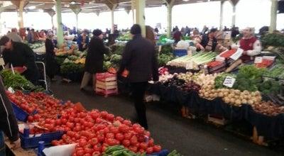 Photo of Farmers Market Feriköy Organik Pazarı at Feriköy, İstanbul, Turkey