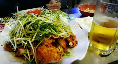Photo of Fried Chicken Joint 사바사바 (Sabasaba Chicken) at 원미구 중동 1166-4 영플러스 103, 부천시, South Korea