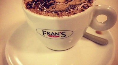 Photo of Coffee Shop Fran's Café at Av. Getúlio Vargas 6-15, Bauru 17012-490, Brazil