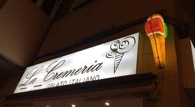 Photo of Ice Cream Shop La Cremeria at Cádiz, Spain