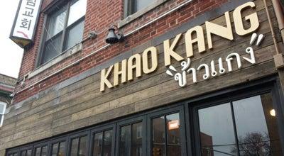 Photo of Thai Restaurant Khao Kang ข้าวแกง at 76-20 Woodside Ave, Elmhurst, NY 11373, United States