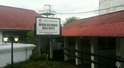 Photo of Historic Site Rumah Kelahiran Bung Hatta at Jalan Sukarno Hatta No 37, Bukit Tinggi, Indonesia