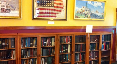 Photo of Library Cary Memorial Library at 1874 Massachusetts Ave, Lexington, MA 02420, United States