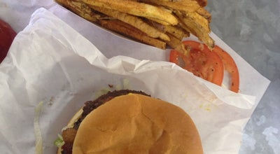 Photo of American Restaurant Burgers & Fries at 100 E 14th St, Mount Pleasant, TX 75455, United States