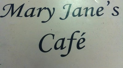 Photo of Breakfast Spot Mary Jane's Cafe at 1042 S Maguire St, Warrensburg, MO 64093, United States