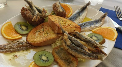 Photo of Italian Restaurant Trattoria La Marina at Monterosso al Mare, Italy