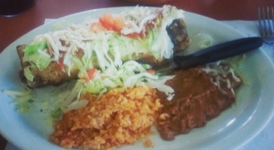 Photo of Mexican Restaurant Rancho Grande at 270 N Grand Court Plz, Nogales, AZ 85621, United States