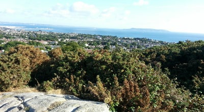 Photo of Rock Climbing Spot Dalkey Quarry at Dalkey, Dublin, Ireland