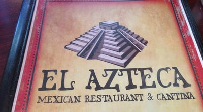 Photo of Mexican Restaurant El Azteca at 441 S Brady St, Claremore, OK 74017, United States