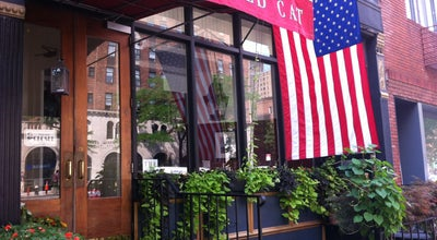 Photo of New American Restaurant The Red Cat at 227 10th Ave, New York, NY 10011, United States