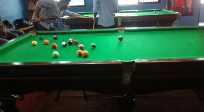 Photo of Pool Hall Raksha 'Q' Ball at Mangalore, India
