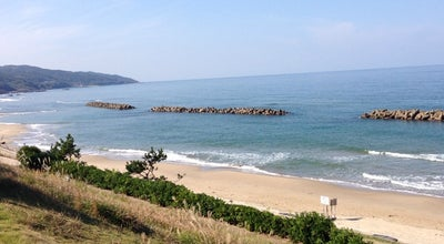 Photo of Beach キララビーチ (Kirara Beach) at 多伎町多岐, 出雲市 699-0902, Japan