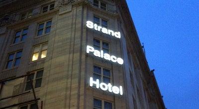 Photo of Hotel Strand Palace Hotel at 372 Strand, London WC2R 0JJ, United Kingdom