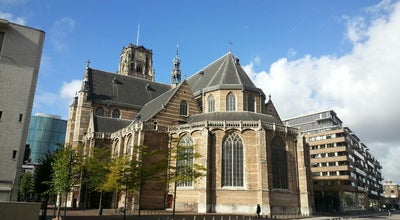 Photo of Church Laurenskerk at Grotekerkplein 15, Rotterdam 3011 GC, Netherlands