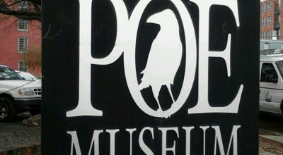 Photo of Museum The Edgar Allan Poe Museum at 1914-16 E Main St, Richmond, VA 23223, United States