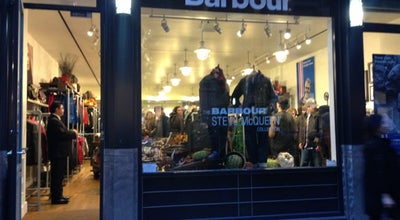 Photo of Clothing Store Barbour at 123 Wooster St, New York, NY 10012, United States