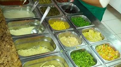 Photo of Italian Restaurant La Pasta Restaurante at Paraíso Shopping Center, Santarém 68040-050, Brazil