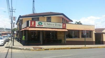 Photo of Italian Restaurant L'Antica Roma at Frente Al Hotel Valladolid, Heredia, Costa Rica