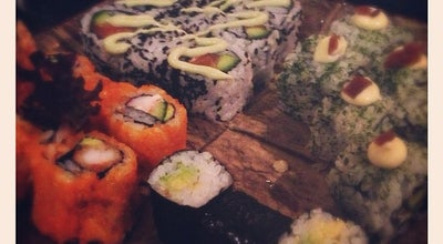 Photo of Sushi Restaurant Sumo at Mauritsweg 6, Rotterdam 3012 JR, Netherlands