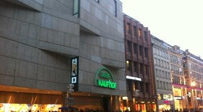 Photo of Department Store Galeria Kaufhof at Kaufingerstr. 1-5, München 80331, Germany