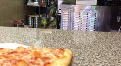 Photo of Pizza Place 99 cent Pizza at 126 Lafayette St, New York, NY 10013, United States