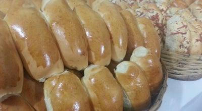 Photo of Bakery Padaria Delicias do Pão at Rua Izelino Maduro 530 Chacara Paraíso, Nova Friburgo 28605-300, Brazil