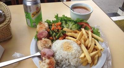 Photo of Burger Joint Burgrill at Porto Seguro, Brazil