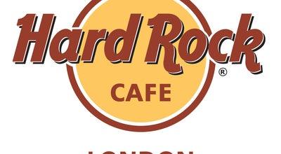 Photo of American Restaurant Hard Rock Cafe London at 150 Old Park Lane, Mayfair W1K 1QZ, United Kingdom