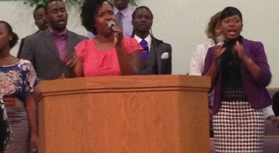 Photo of Church Mt. Pisgah Seventh-day Adventist Church at 3340 Nw 215th St, Miami Gardens, FL 33056, United States