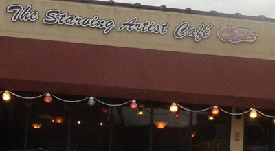 Photo of American Restaurant The Starving Artist Cafe at Main Street, Easley, SC 29640, United States