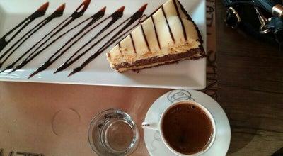 Photo of Cafe KahveRengi Cafe & Bistro at Kırtepe Mahallesi Hükümet Caddesi No: 30 Zemin Kat Merkez Bartın, Bartın 74100, Turkey