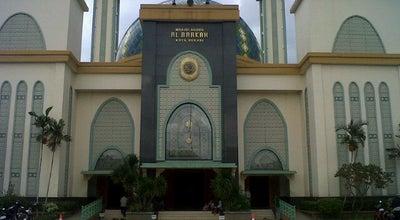 Photo of Mosque Masjid Agung AL-BARKAH Bekasi ® at Jalan Veteran, Bekasi, Jawa Barat, Indonesia