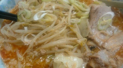 Photo of Food らあめん 天山 at 市野坪町64, 見附市 954-0083, Japan