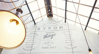 Photo of Burger Joint Byron at 11 High Ousegate, York YO1 8RZ, United Kingdom