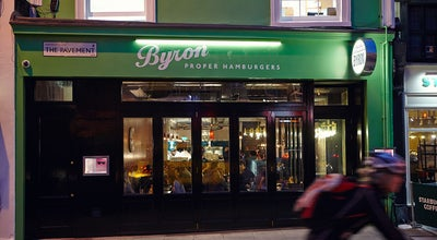 Photo of Burger Joint Byron at 1 The Pavement, London SW4 0HY, United Kingdom